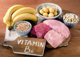 Nutrient of the Month – Vitamin B6