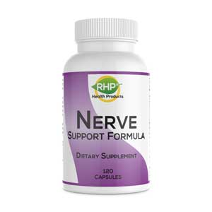 Nerve Support Formula Supplement for Peripheral Neuropathy Nerve Pain