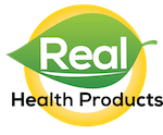 Real Health Products Company Logo
