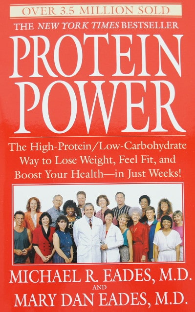 Protein Power: The High-Protein/Low Carbohydrate Way to Lose Weight